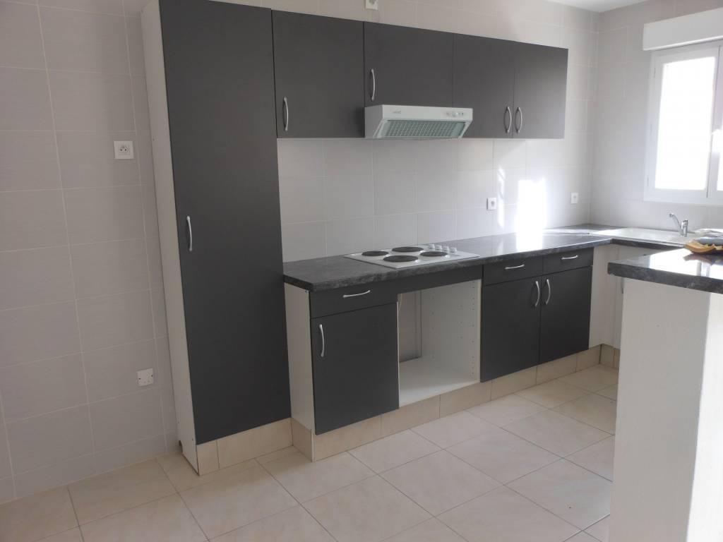 Appartement T3 en rez-de-chaussée